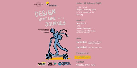 Design Your Life Journey vol.3 tickets