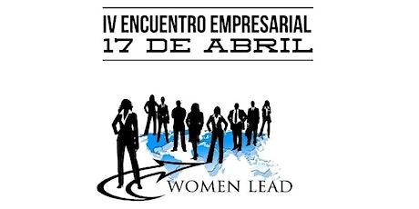 IV Encuentro Empresarial entradas