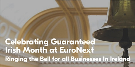 Celebrating Guaranteed Irish Month at EuroNext tickets