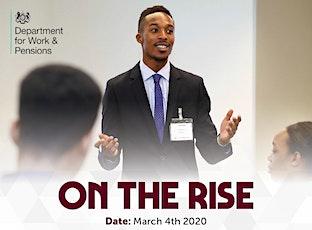 On The Rise! Career Fair tickets