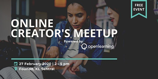 Online Creator's Meetup - Feb 2020