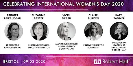 Celebrating International Women's Day 2020 tickets