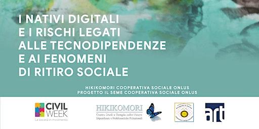 I nativi digitali e i fenomeni di ritiro sociale