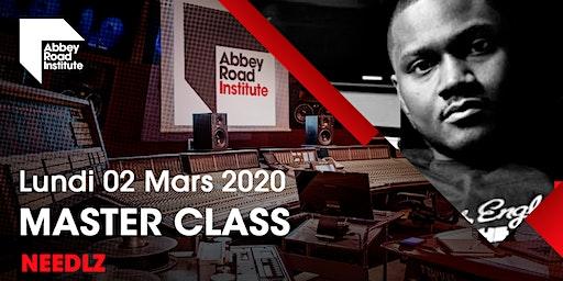Master Class avec le producteur Needlz (Bruno Mars, Drake, 50 cent  ...)