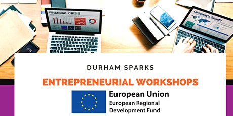 SPARKS Entrepreneurial Workshops - March tickets