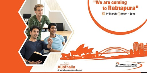 Study in Australia Information Session at Ratnapura