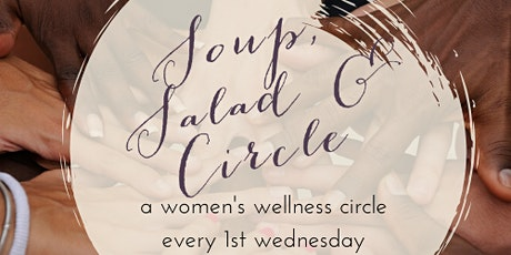 Soup, Salad, and Circle with Maria and Bee tickets