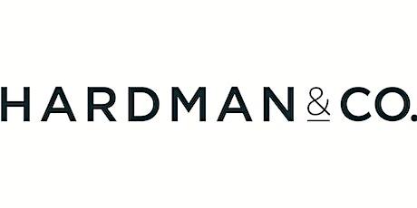 Hardman & Co Investor Forum tickets
