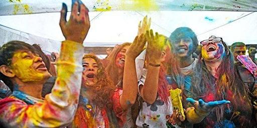 Holi Mela 2020 - Холи Мела 2020 Индийский праздник красок