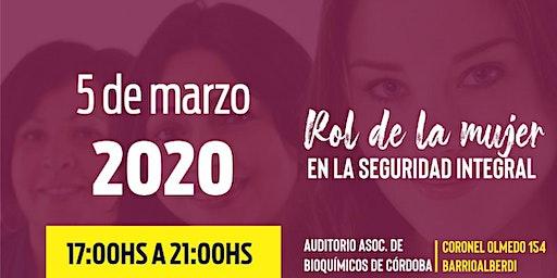 Seminario Rol de la Mujer en la Seguridad Integral