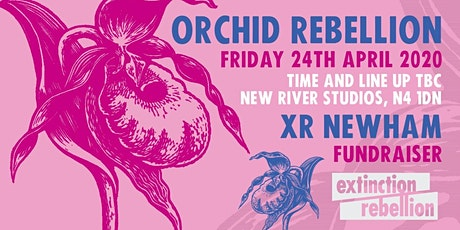 Orchid Rebellion tickets