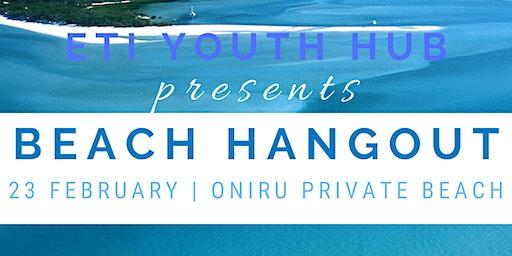 ETI Beach Hangout