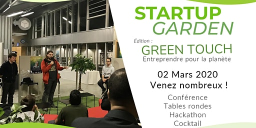 Startup Garden 2020