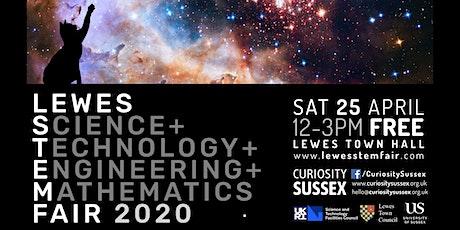 Lewes STEM Fair tickets