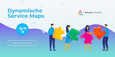 Virtuell: Dynamic Service Maps für Digitale Marketing Agenturen Tickets