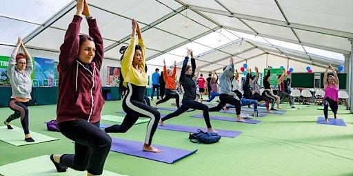 Hatha Yoga - Taster Session (Wellbeing Week)