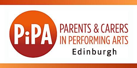 PiPA Scotland network- Edinburgh tickets