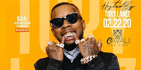 Tory Lanez Live With DJ Self At Cavali tickets