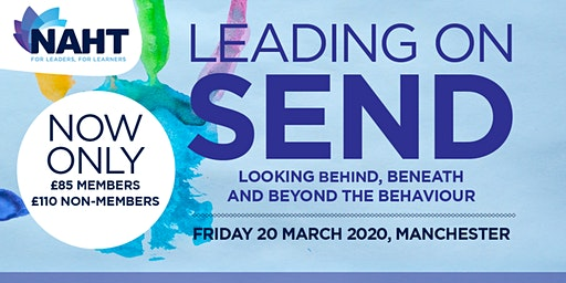 Leading on SEND across all schools conference 2020