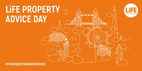 LiFE Property Advice Day tickets