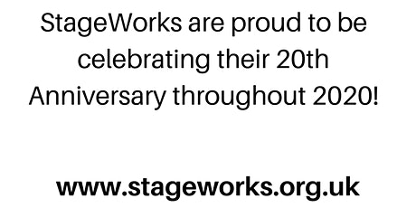 StageWorks 20th Anniversary Celebration tickets