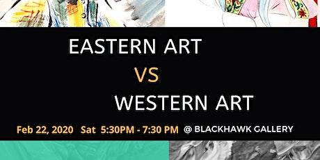 Eastern Art vs Western Art tickets