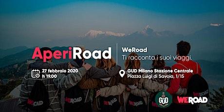 AperiRoad - Milano | WeRoad ti racconta i suoi viaggi biglietti