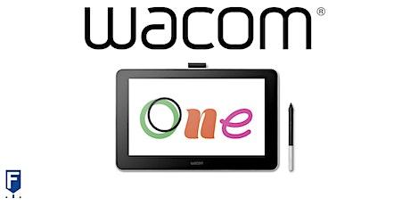 Scopri & Vinci la nuova Wacom One con Fraffrog e RichardHTT! biglietti