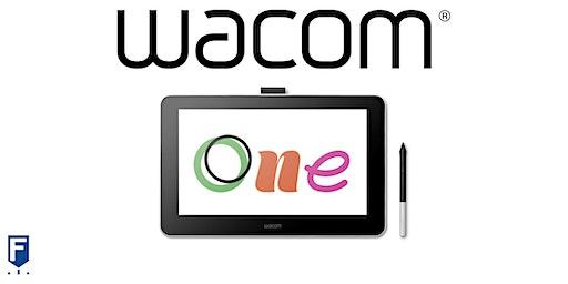 Scopri & Vinci la nuova Wacom One con Fraffrog e RichardHTT!