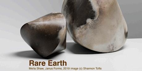 "3D exhibition: Mella Shaw ""RARE EARTH"" tickets"