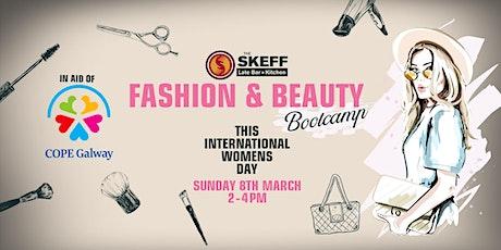 Fashion & Beauty Bootcamp tickets