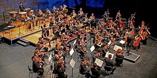 Bruckner & Zdralek - jeune philharmonie franco-allemande et hongroise
