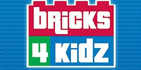 CAN Bricks 4 Kidz Week 5/5 tickets