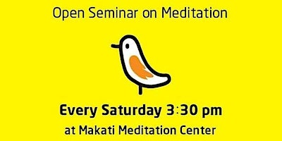Meditation Seminar for the beginners