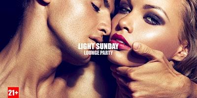 Light Sunday Lounge Adult Party