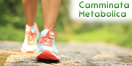 Camminata Metabolica - Reggio nell'Emilia biglietti