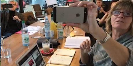 Workshop : EINFACH FILMEN mit dem Smartphone Tickets