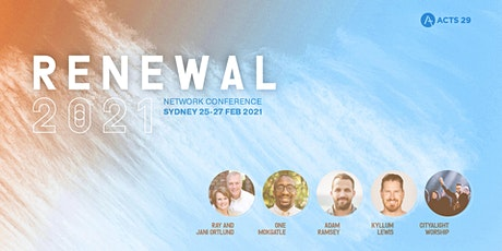 Sydney 2021 | Acts 29 Network Conference billets