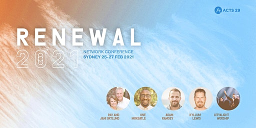Sydney 2021 | Acts 29 Network Conference