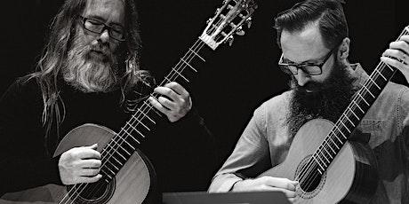 Boilermaker - Guitar Duo Concert (Dandenong) tickets