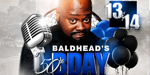 Comedian Baldhead Phillips Birthday Situation at Riddles