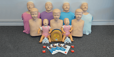 Paediatric First Aid (12h) Level 3 Blended tickets