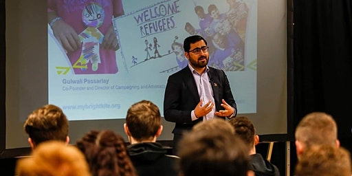 My Bright Kite and Championing Human Rights for Refugees - Open Seminar