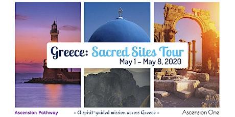 GREECE: Sacred Sites Retreat tickets