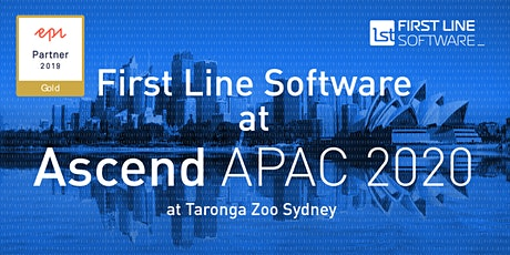 Meet with First Line Software at Episerver Ascend Sydney 2020 tickets