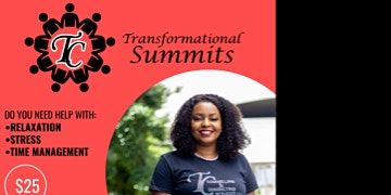 TC Transformational Summits-Loving Yourself