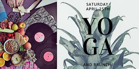 Veggie / Vegan Yoga Brunch! tickets