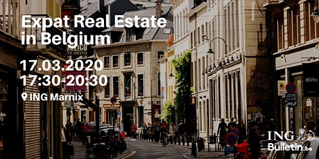 Free seminar on Buying Real Estate for Expats living in Belgium tickets
