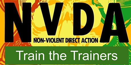 NVDA Train the Trainers tickets