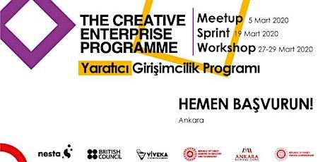 Yaratıcı Girişimcilik Meetup tickets